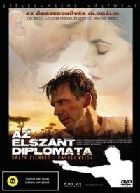 Fernando Meirelles  - Az elszánt diplomata (DVD)