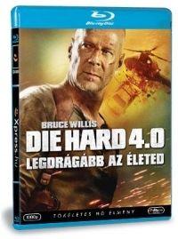 John McTiernan - Die Hard 4.0 - Legdrágább az életed (Blu-ray) (új kiadás)