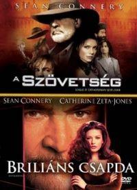 Stephen Norrington, Jon Amiel - A szövetség / Briliáns csapda (2 DVD)