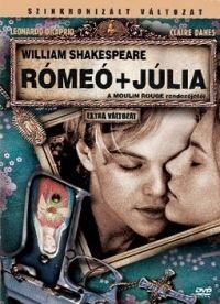 Baz Luhrmann - Rómeó + Júlia (DVD)