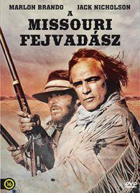 Arthur Penn - A Missouri fejvadász (DVD)
