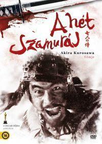 Akira Kurosawa - A hét szamuráj (DVD)
