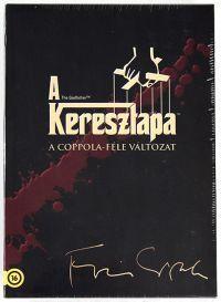 Francis_Ford Coppola - A Keresztapa trilógia - (Díszdobozos) (5 DVD) *Limitált - Fémdobozos kiadás*