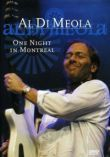 Al Di Meola - One Night in Montreal (DVD)