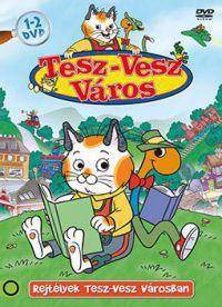 nem ismert - Tesz-Vesz város 1-2. (2 DVD)