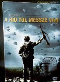 Richard Attenborough - A híd túl messze van (DVD)