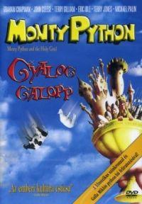 Terry Gilliam, Terry Jones - Gyalog galopp (DVD)