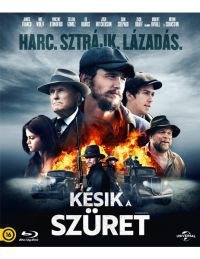 James Franco - Késik a szüret (DVD)