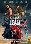 Zack Snyder - Az Igazság Ligája (DVD)