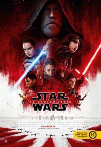 Rian Johnson, George Lucas - Star Wars: Az utolsó jedik (2 Blu-ray) *Limitált, Fémdobozos - Steelbook*