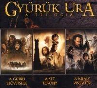 Peter Jackson - A Gyűrűk Ura trilógia (3 DVD)