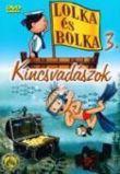 Lolka és Bolka 3. - Kincsvadászok (DVD)