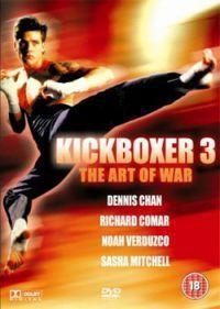 Rick King - Kickboxer 3. - A küzdés művészete (DVD)