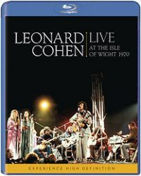 - Leonard Cohen - Live at the Isle of Wight 1970 (Blu-ray)