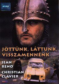 Jean-Marie Poire - Jöttünk, láttunk, visszamennénk 2. - Időalagút (DVD)