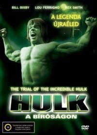 Bill Bixby - Hulk a bíróságon (DVD)