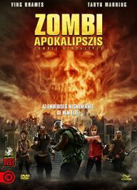 Mark Atkins - Zombi apokalipszis (DVD)