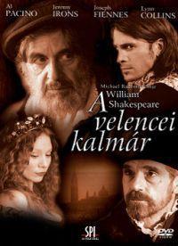 Michael Radford - A velencei kalmár (DVD)