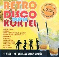 - Retro Disco Dupla Koktél 4. (2 CD)