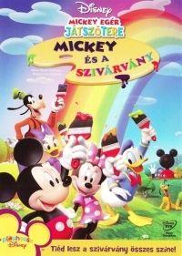 nem ismert - Mickey egér játszótere - Mickey és a szivárvány (DVD)