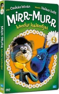 Foky Ottó - Mirr Murr kandúr kalandjai 1. (ÚJ KIADÁS) (DVD)