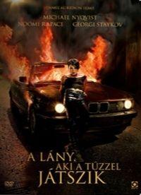 Daniel Alfredson - A lány, aki a tűzzel játszik (DVD)