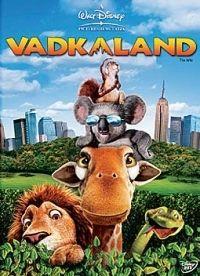 Steve Williams - Vadkaland (DVD)