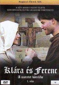 Fabrizio Costa - Klára és Ferenc-A szeretet köteléke, 1. rész (DVD)