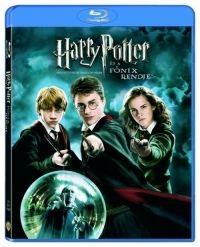 David Yates - Harry Potter 5.- Főnix Rendje (Blu-ray)