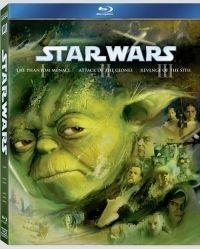 George Lucas - Star Wars - Az első trilógia (I-III. rész) (3 Blu-ray)