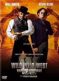 Barry Sonnenfeld - Wild Wild West - Vadiúj vadnyugat (szinkronizált változat) (DVD)