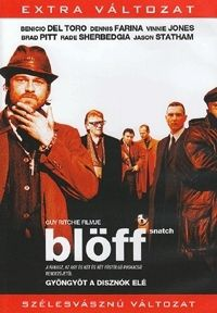 Guy Ritchie - Blöff (DVD)