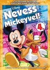 több rendező - Nevess Mickey-vel - 4. lemez (DVD)