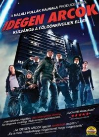 Joe Cornish - Idegen arcok (DVD)