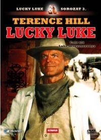 Terence Hill - Lucky Luke 3. (DVD)