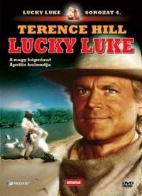 Terence Hill - Lucky Luke 4. (DVD)