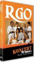 R-GO Koncert - 1987 Augusztus 5 - Budai Parkszínpad (DVD)