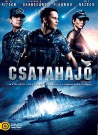 Peter Berg - Csatahajó (DVD)