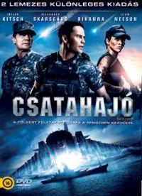 Peter Berg - Csatahajó - duplalemezes extra változat (2 DVD)