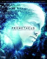 Ridley Scott - Prometheus (Blu-ray)