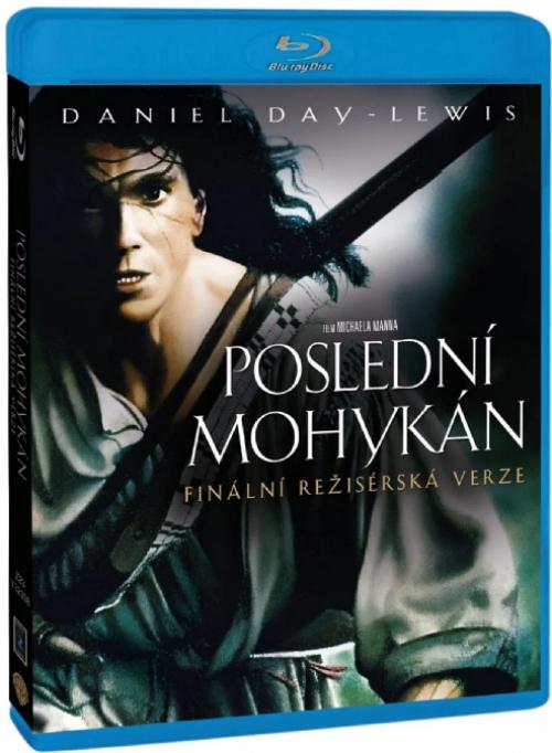 Michael Mann - Az utolsó mohikán: Végső rendezői változat (Blu-ray)