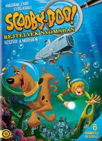 Curt Geda, Victor Cook - Scooby-Doo! Rejtélyek nyomában - 2. évad, 1. kötet (2 DVD)