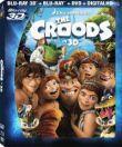 Croodék (Blu-ray3D+BD+DVD)