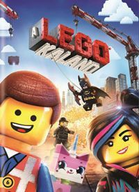 Phil Lord, Christopher Miller - A LEGO kaland (DVD)