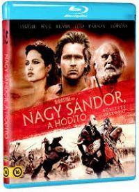 Oliver Stone - Nagy Sándor, a hódító - bővített és moziváltozat (2 Blu-ray)