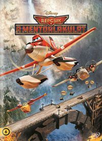 Roberts Gannaway - Repcsik 2. - A mentőalakulat (DVD)