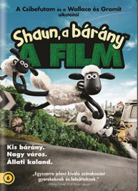 Mark Burton, Richard Starzak  - Shaun, a bárány: A film (DVD)