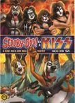Scooby-Doo! és a KISS: A nagy rock and roll rejtély (DVD)