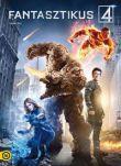 A Fantasztikus Négyes (2015) (DVD)