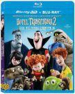 Hotel Transylvania 2. - Ahol még mindig szörnyen jó (3D Blu-ray+BD)